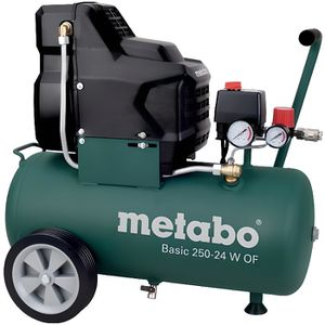 COMPRESSEUR Compresseurs METABO basic 250-24 W OF - 6.01532.00