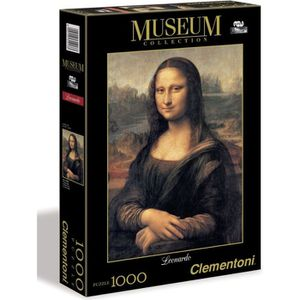 PUZZLE PUZZLE Collection Museum 1000 pièces - La Joconde