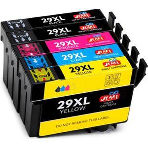 CARTOUCHE IMPRIMANTE Pack cartouches Compatible Epson 29 XL - Noir + Co