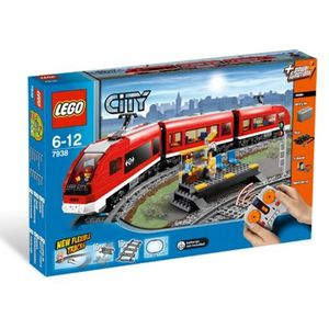 ASSEMBLAGE CONSTRUCTION LEGO - 7938 - TRAIN DE PASSAGERS - LEGO CITY …