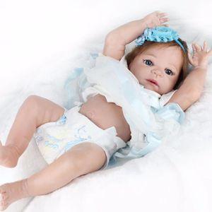 POUPÉE La main bébé Reborn réaliste filles de 22'' poupée