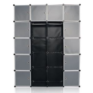 cube mural avec porte achat vente cube mural avec porte pas cher cdiscount. Black Bedroom Furniture Sets. Home Design Ideas