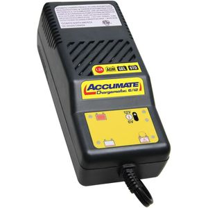 CHARGEUR DE BATTERIE Chargeur de batterie AccuMate 6.12 volts - UNIVERS