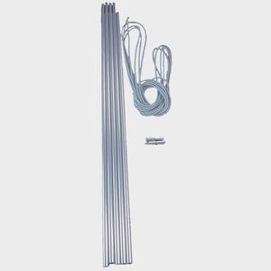 TENTE DE CAMPING Nouveau Vango Alloy Corded 9.5mm Tent Pole Set Équ