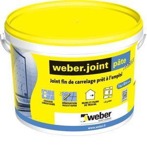 Colle et joint carrelage achat vente colle et joint for Joint carrelage hydrofuge weber