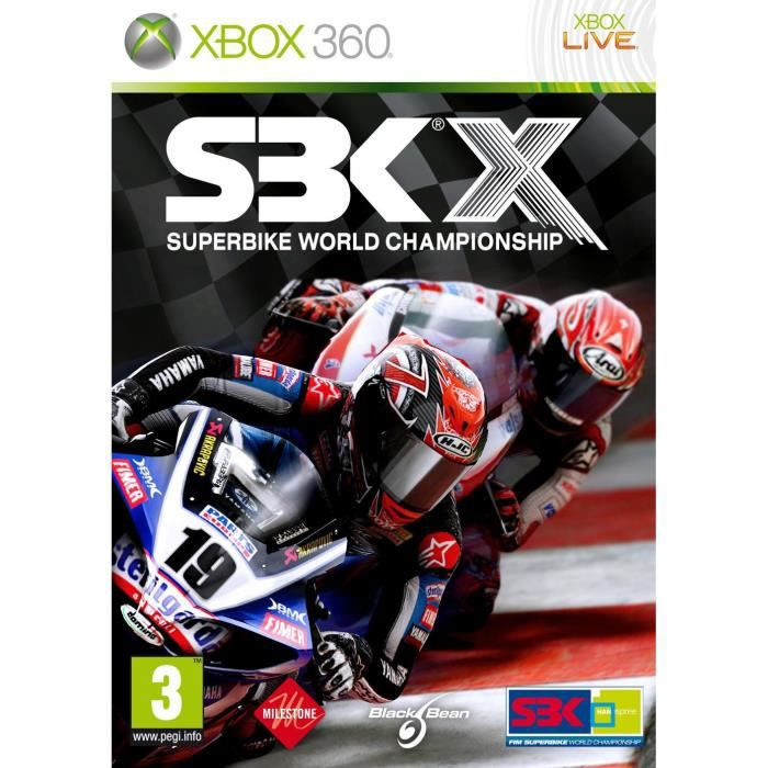 JEUX XBOX 360 SUPERBIKE WORLD CHAMPIONSHIP 10 COLLECTOR / JEU CO