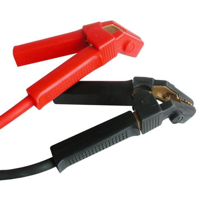 Cables de demarrage pour vehicules Cables de demarrage 50mm²