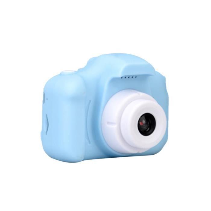 Appareil photo enfant,Livraison rapide enfants caméra jouets bébé Cool appareil Photo numérique enfants jouet éducatif - Type Blue