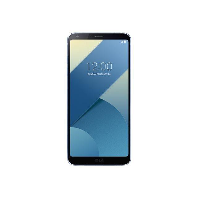 LG G6 H870 Smartphone 4G LTE 32 Go microSDXC slot GSM 5.7- 2880 x 1440 pixels (564 ppi) TFT RAM 4 Go 13 MP (caméra ava-LGH870.ADECBL