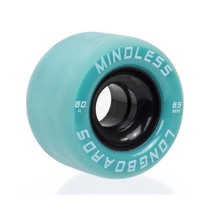 Roue longboard MINDLESS Viper Wheels 65mm x 44mm Green