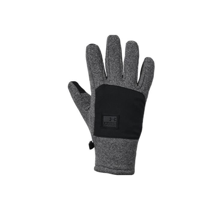 Under Armour ColdGear Infrared Fleece Gloves 1343217-001 gants pour homme Gris