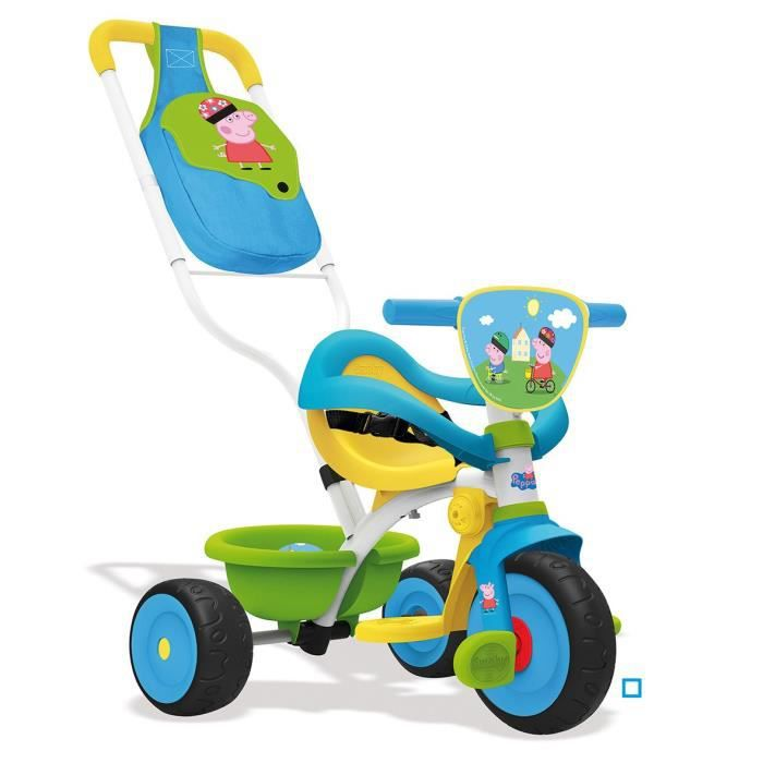 PEPPA PIG Tricycle Evolutif Be Move Confort