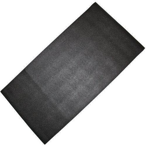 Ultrasport 331100000055 - TAPIS DE SOL FITNESS - Tapis de fitness multifonction PVC Noir M