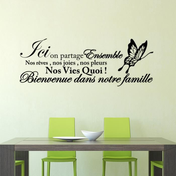 stickers muraux cuisine achat vente stickers muraux cuisine pas cher cdiscount. Black Bedroom Furniture Sets. Home Design Ideas