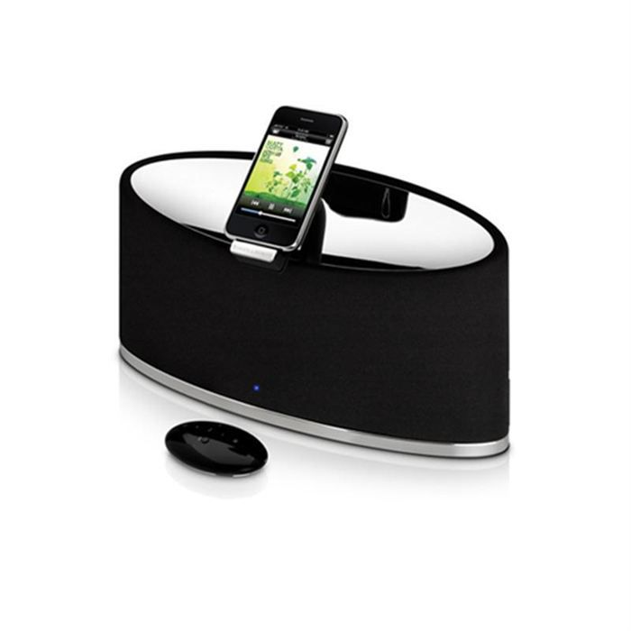 enceinte bowers wilkins apple iphone 4s achat. Black Bedroom Furniture Sets. Home Design Ideas