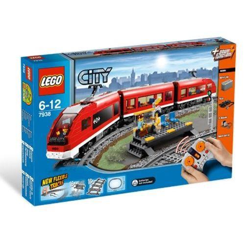 ASSEMBLAGE CONSTRUCTION LEGO - 7938 - TRAIN DE PASSAGERS - LEGO CITY …