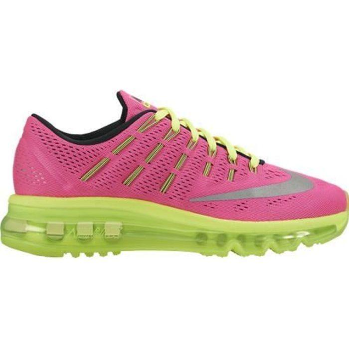 BASKET Basket NIKE AIR MAX 2016 GS - Age - ADOLESCENT, Co