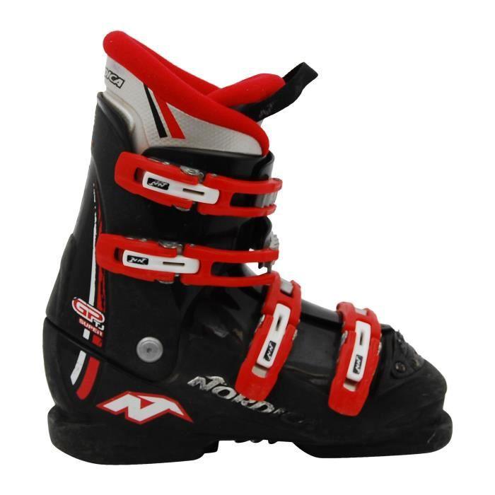 Chaussure de Ski Junior Nordica GP TJ noir