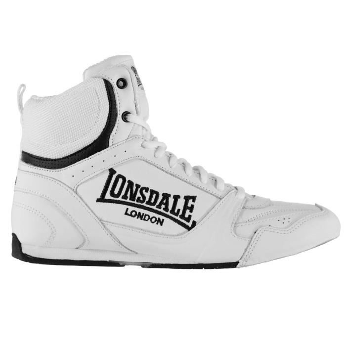 Lonsdale Homme Boxing Bottes Chaussures - Cdiscount Sport
