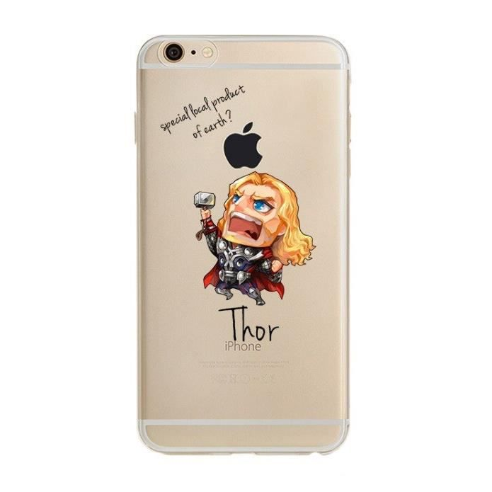 coque iphone 6 plus avengers