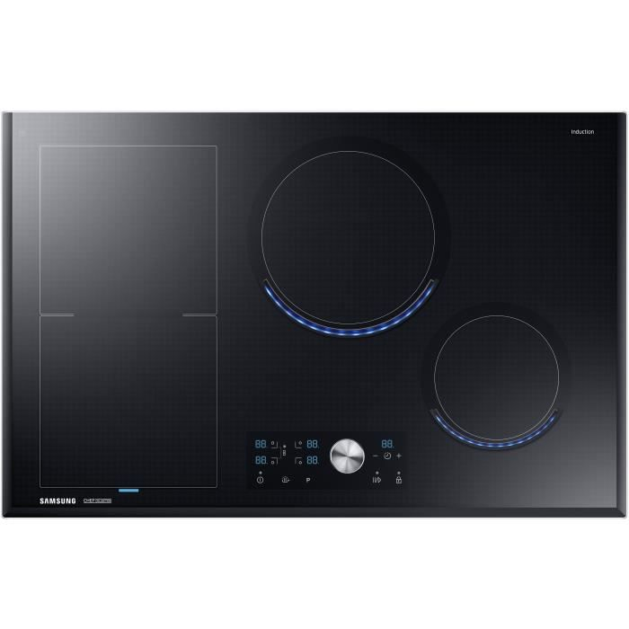 Table de cuisson induction samsung nz84j9770ek achat - Table de cuisson induction ...
