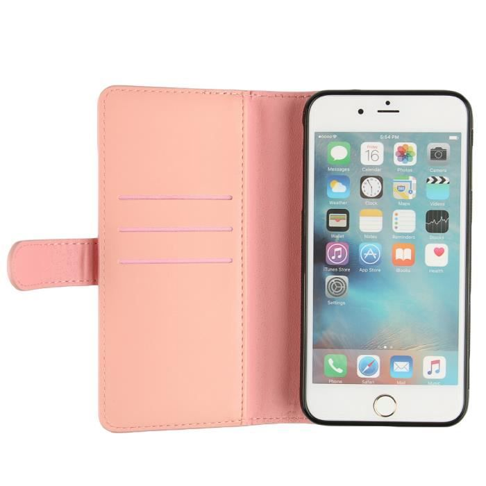 Techstick coque iphone iphone 7 7s etui rabat for Housse iphone 7