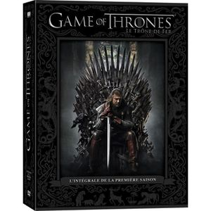 DVD SÉRIE DVD Game of Thrones (Le Trône de Fer) - Saison 1
