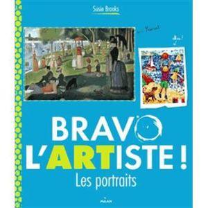 Livre 6-9 ANS Bravo l'artiste !