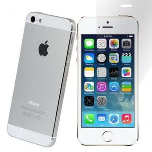 SMARTPHONE APPLE iPhone 5 Blanc 16GO