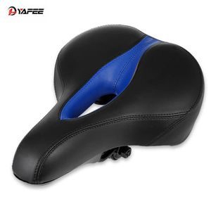 SELLE - TIGE DE SELLE Confort Large Big Bum Bike vélo Gel Cruiser extra