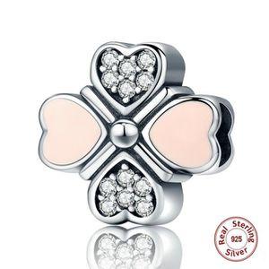 Charm's Charmes Fleurs - Argent 925 Diamants