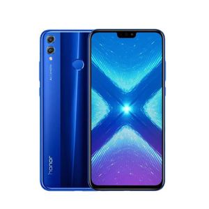SMARTPHONE HONOR 8X  128Go Bleu Version Internationnale