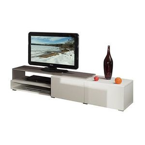 meuble tv de coin achat vente meuble tv de coin pas cher cdiscount. Black Bedroom Furniture Sets. Home Design Ideas