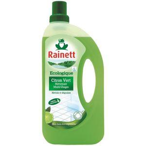 NETTOYAGE MULTI-USAGE Rainett Nettoyant Multi-usages Ecologique Citron V