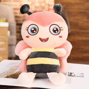 PELUCHE YTYTOO Nouveau Jouet en Peluche Kawaii Honeybee, A