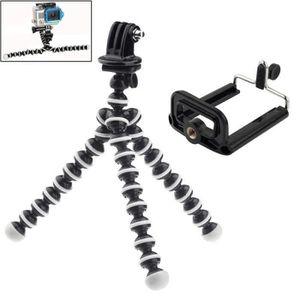 PACK ACCESSOIRES PHOTO Rncyn Kit d'accessoire GoPro Trépied flexible 2 en