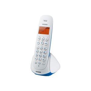 Téléphone fixe Brondi Adara Téléphone sans fil avec ID d'appelant