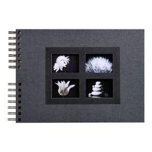 ALBUM - ALBUM PHOTO Exacompta Passion Album noir x 1-16241E