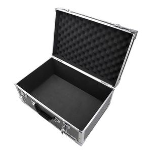4x nickel 28 mm Case Coin Métal Protecteur renforcer Boîte Caisse Coffre Flightcase