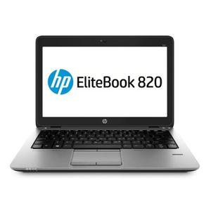 Achat PC Portable HP EliteBook 820 G2 8Go 256Go SSD pas cher