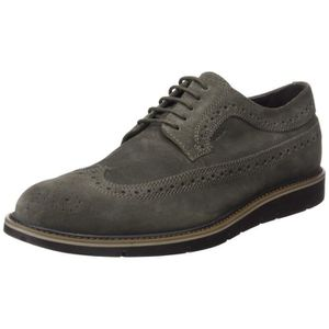 DERBY Geox Hommes U Uvet A Brogue 3OC8JH Taille-39