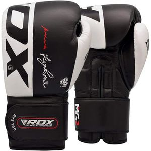 GANTS DE BOXE RDX Gants de Boxe Muay Thai Kickboxing Cuir Vachet