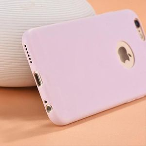 coque iphone 6 rose beige