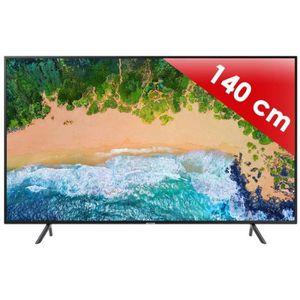 Téléviseur LED TV LED plus de 52 pouces SAMSUNG - UE 55 NU 7105 •