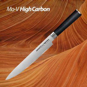 Samura BAMBOO Japonais Professionnel Couteau De Cuisine Set de 3 couteaux 59 HRC
