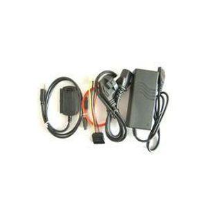 CÂBLE INFORMATIQUE VSHOP® Convertisseur USB pour disque dur IDE ou Sa