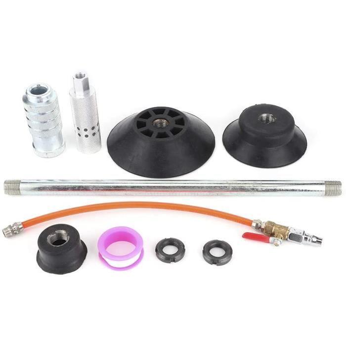 GAESHOW Air pneumatique carrosserie de Voiture extracteur de Dent enlèvement Ventouse Marteau à glissière Kit d'outils réparati A55