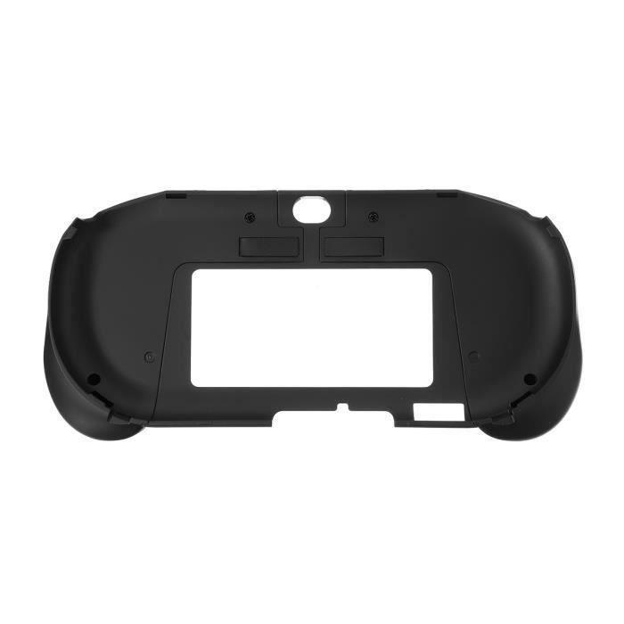 2 En 1 Housse Etui Support pour PS Vita 2000 Me2 R2 Noir Me39107