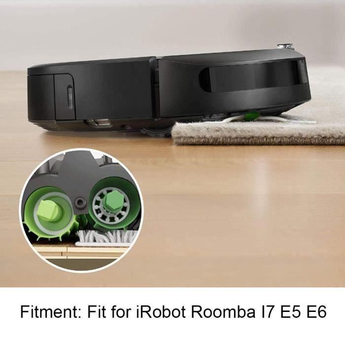 Kit filtre brosse rechange brosse principale robot nettoyeur principal iRobot Roomba I7 E5 E6