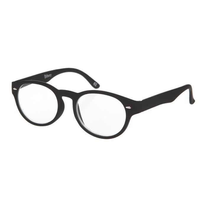 BILBERRY OPTICS - Lunettes de lecture loupes mixtes - Dioptrie +2,00